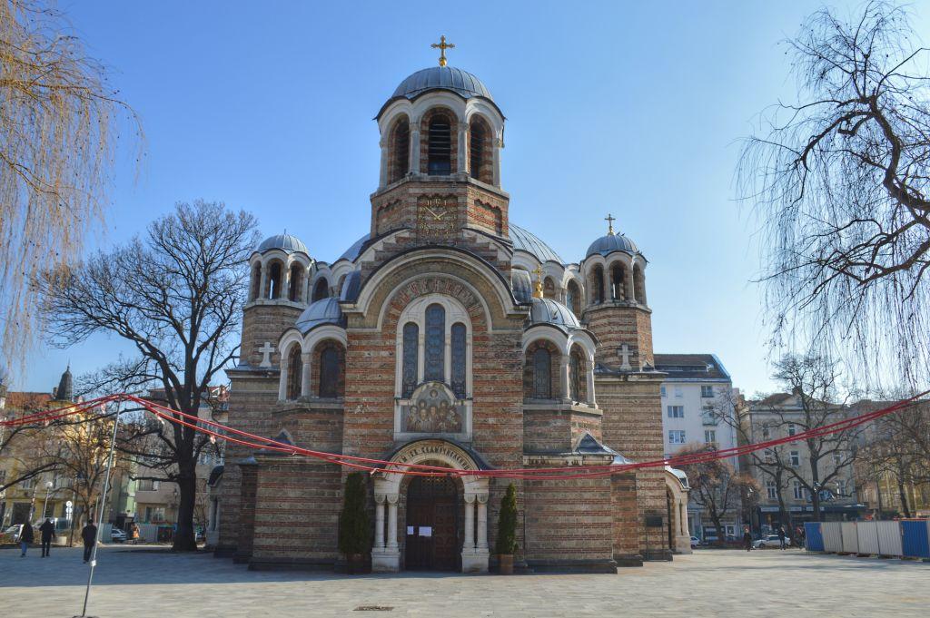 Orthodoxe kerk Sofia