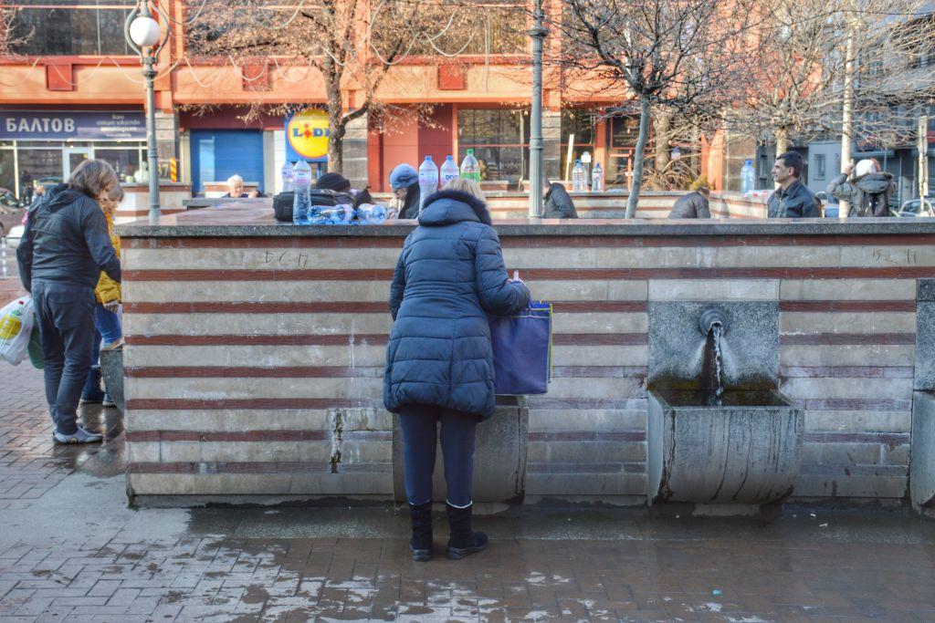 mineraalwaterbron Sofia