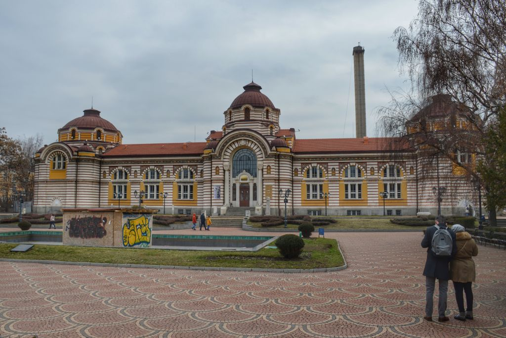 Centraal Badhuis Sofia