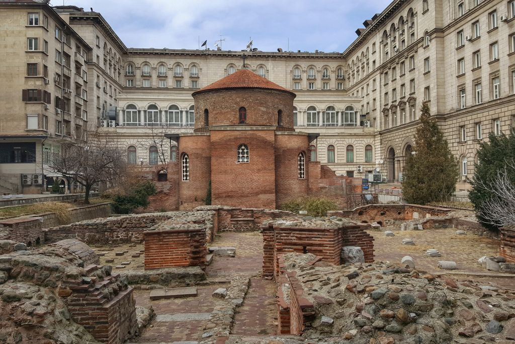 Sint-Joris kerk Sofia