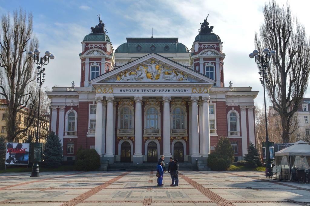 Ivan Vazov National Theater Sofia