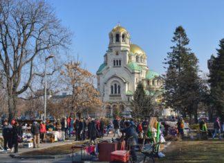 Vlooienmarkt Sofia