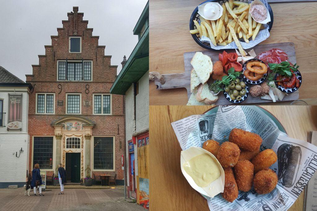 Lekker eten en drinken in Den Burg