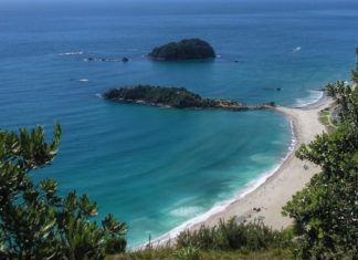 Noordereiland Nieuw-Zeeland