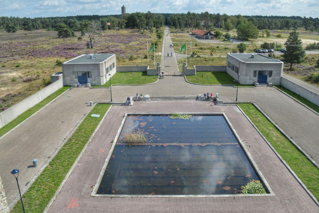Uitzicht Radio Kootwijk