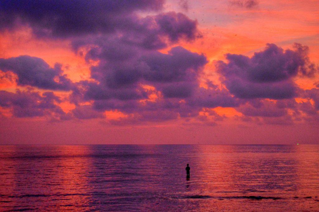 Zonsondergang Koh Mak