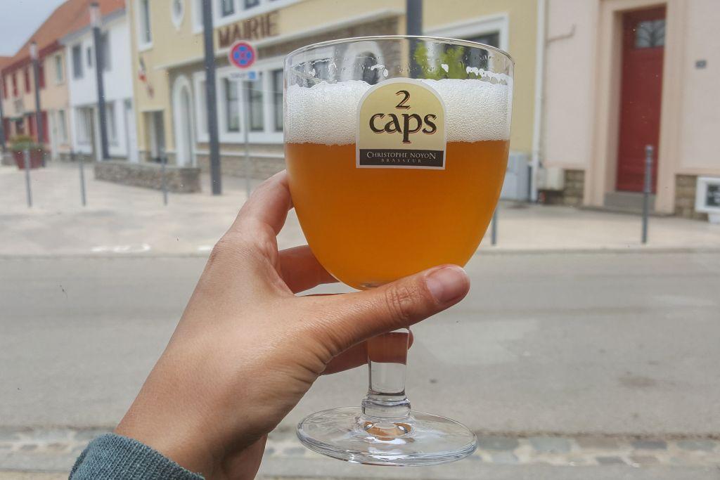 Biertje 2 Caps