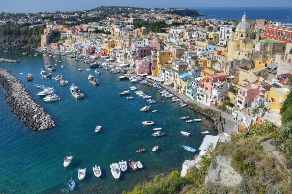 Procida - Italië