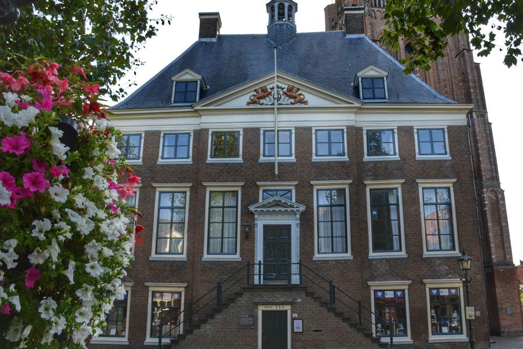 Stadhuis Wijk bij Duurstede