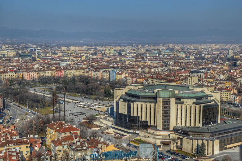 Uitzicht The View Sofia