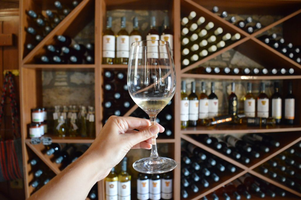 Wijnproeverij Vakakis Samos