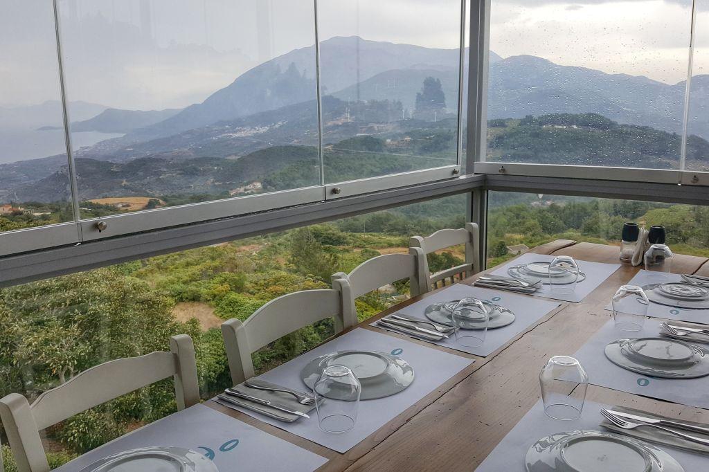 Restaurant Orizontas Samos