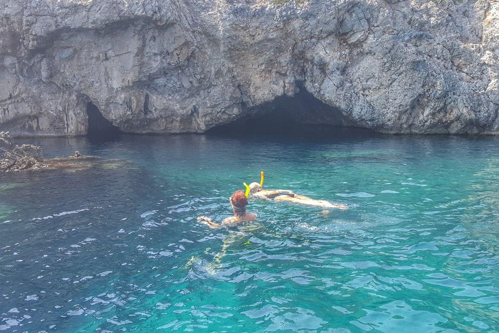 Snorkelen Samos