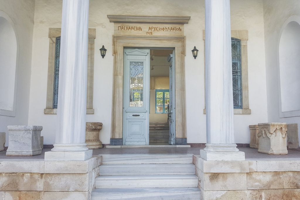 Archeologisch museum Samos