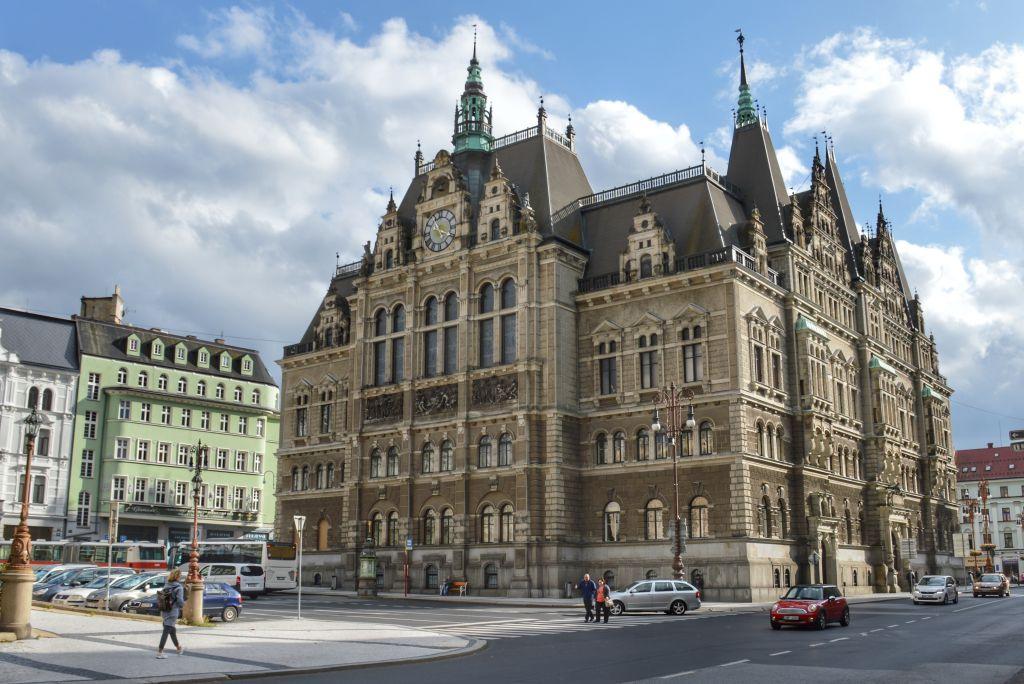 Stadhuis Liberec