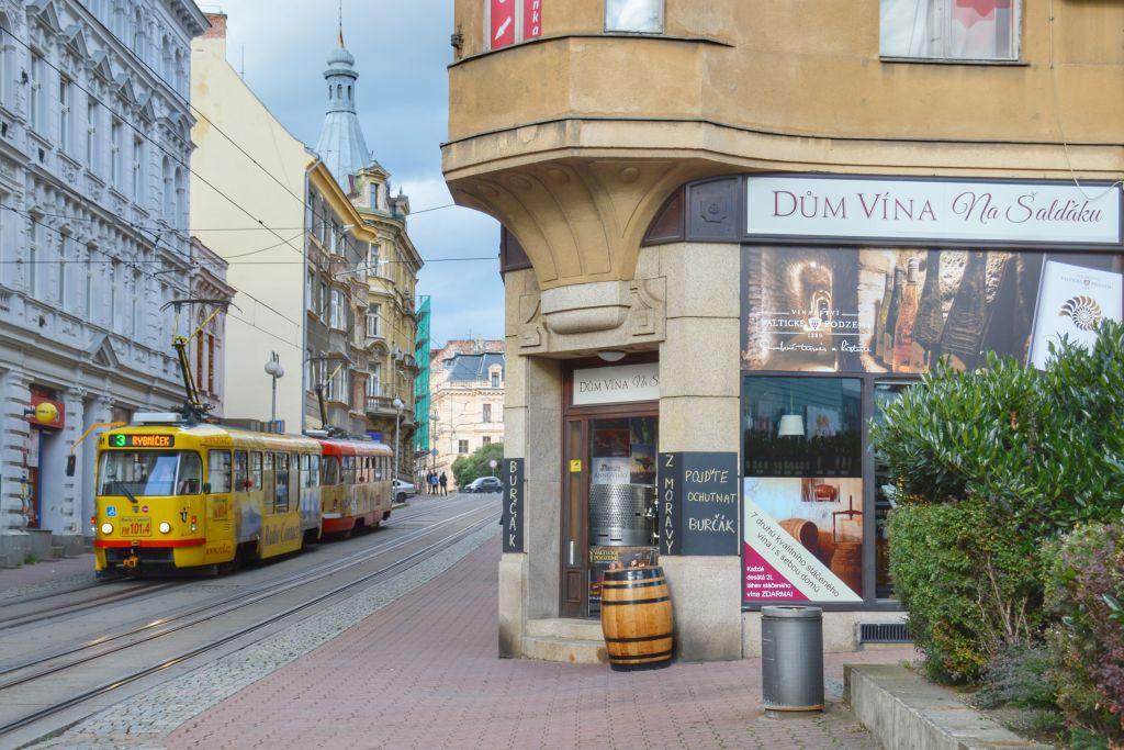 Wijnbar Liberec