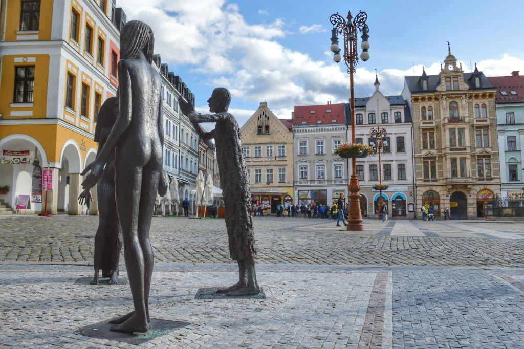 Centrale plein Liberec
