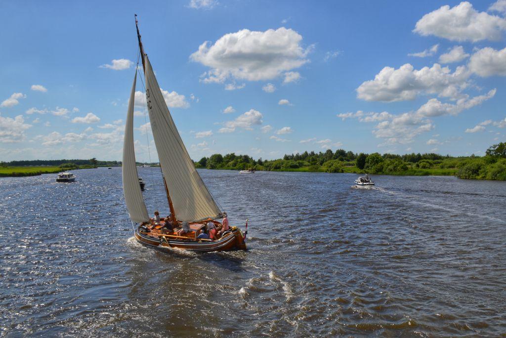 Rondvaart Alde Feanen