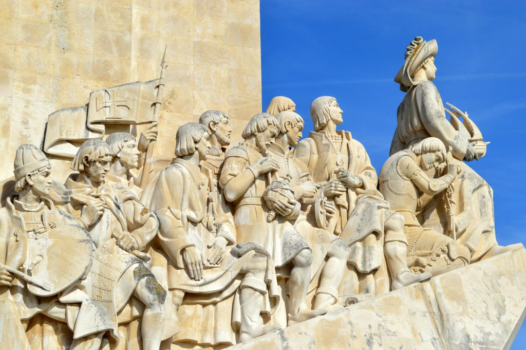 Monument Portugese ontdekkingsreizigers - Lissabon