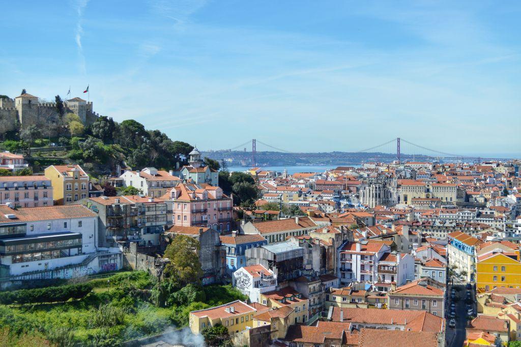 Miradouro da Graça - Lissabon