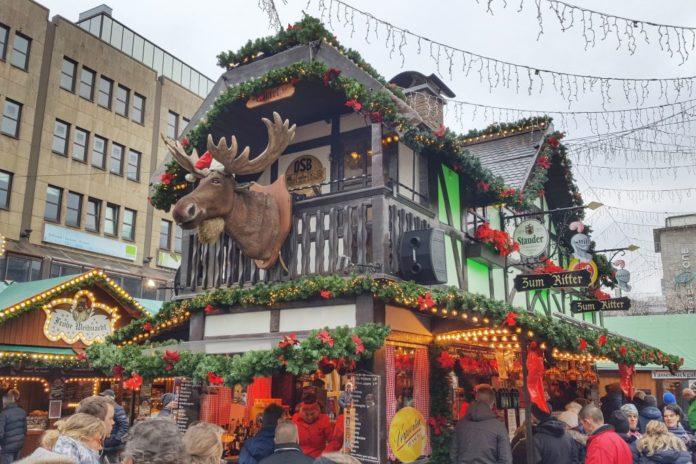 Kennedyplatz Essen