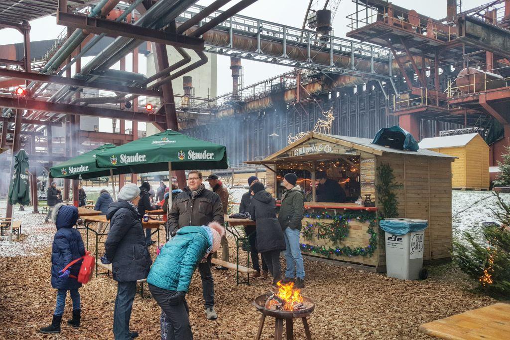 Kerst Zeche Zollverein Essen