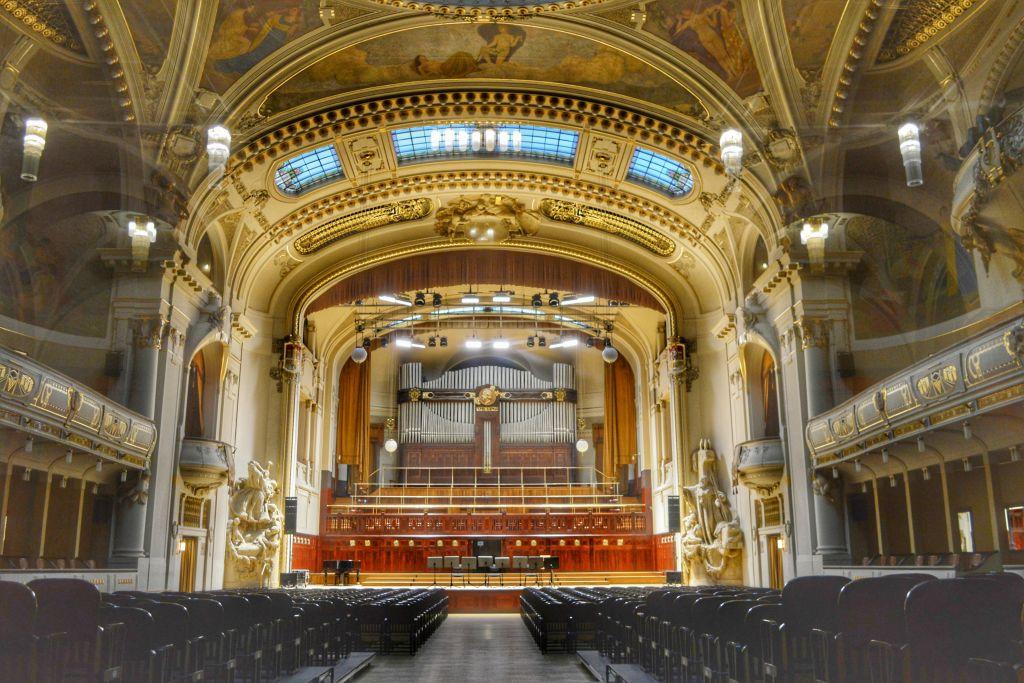 Representatiehuis Praag