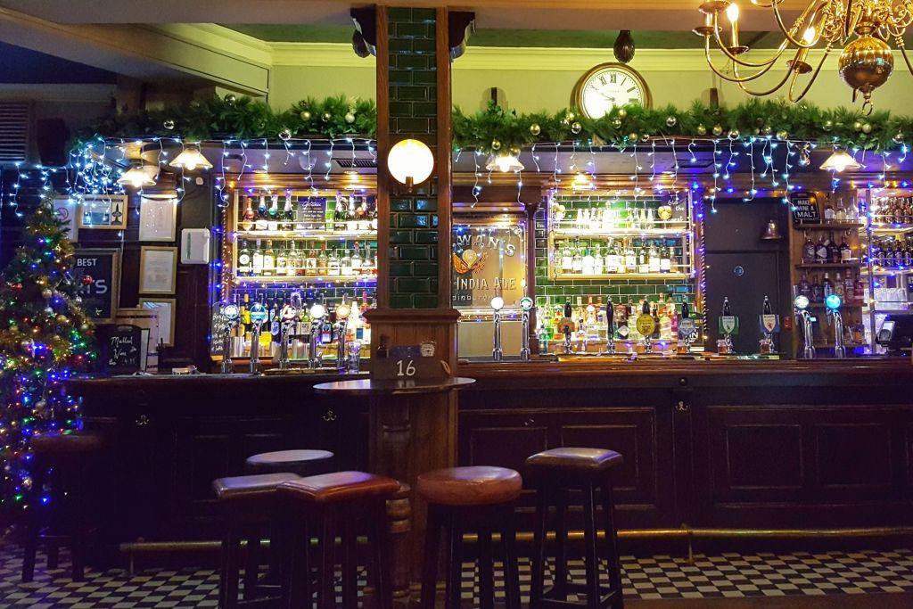 Pub Edinburgh