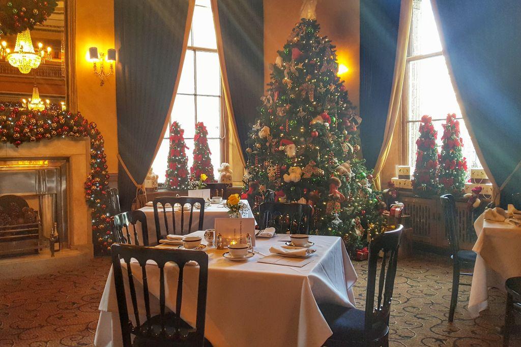 Christmas at The Dome Edinburgh