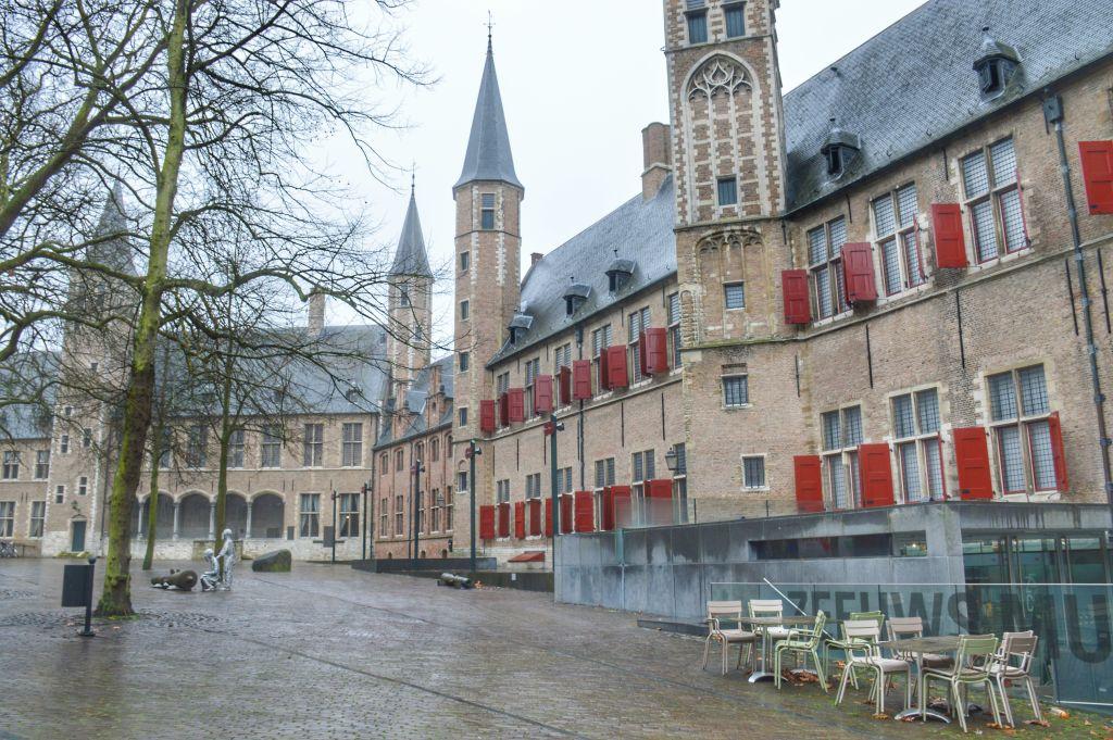Abdijplein Middelburg