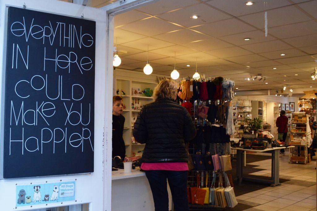 winkel Whynot? North Berwick