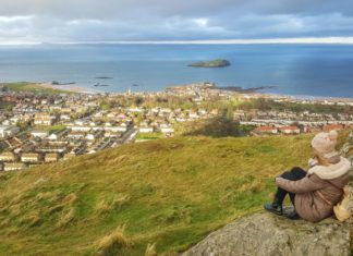 Uitstapje Edinburgh: North Berwick