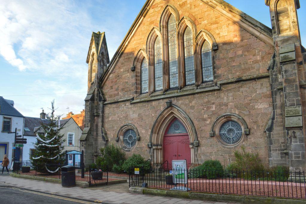 Abbey Church of Scotland North Berwick