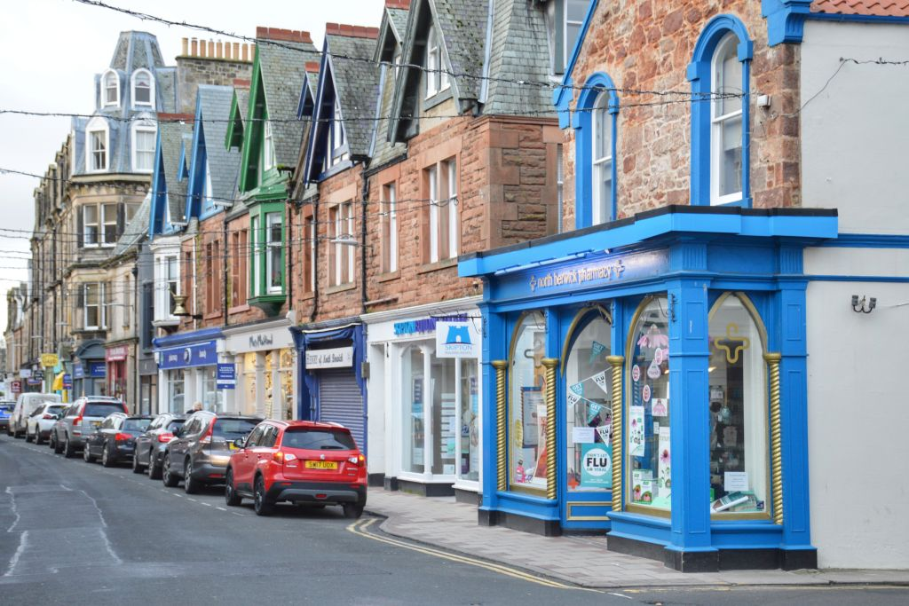 High Street North Berwick