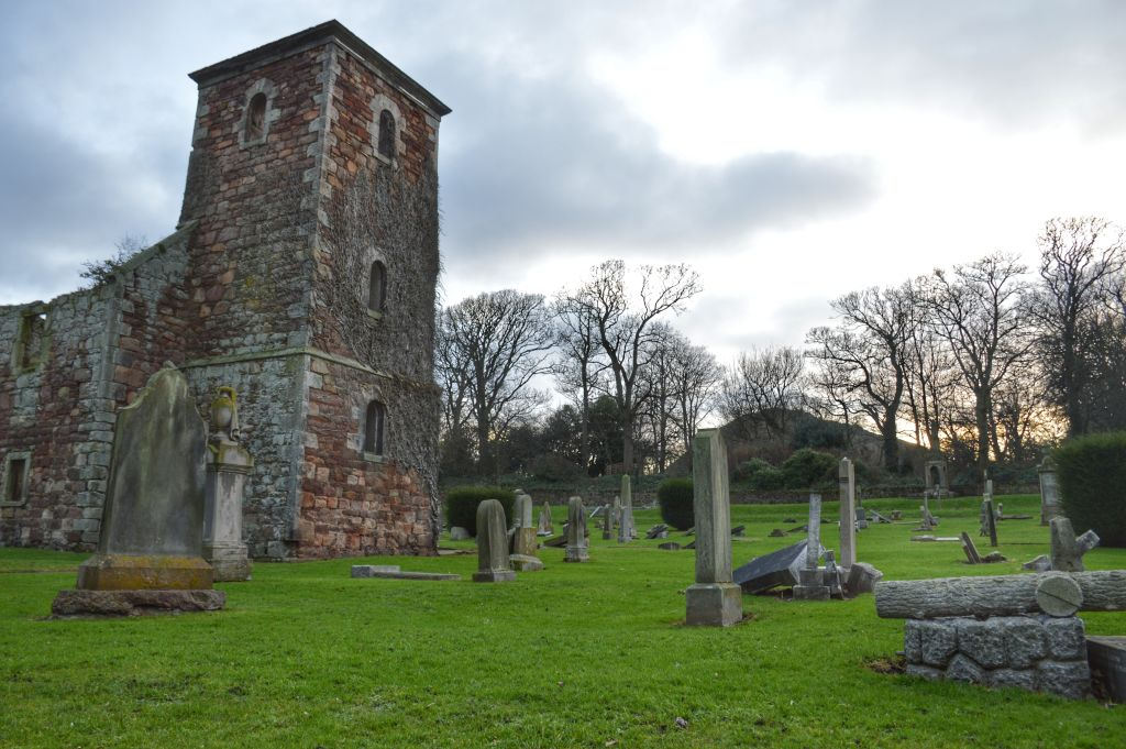 Old St Andrews Church, North Berwick