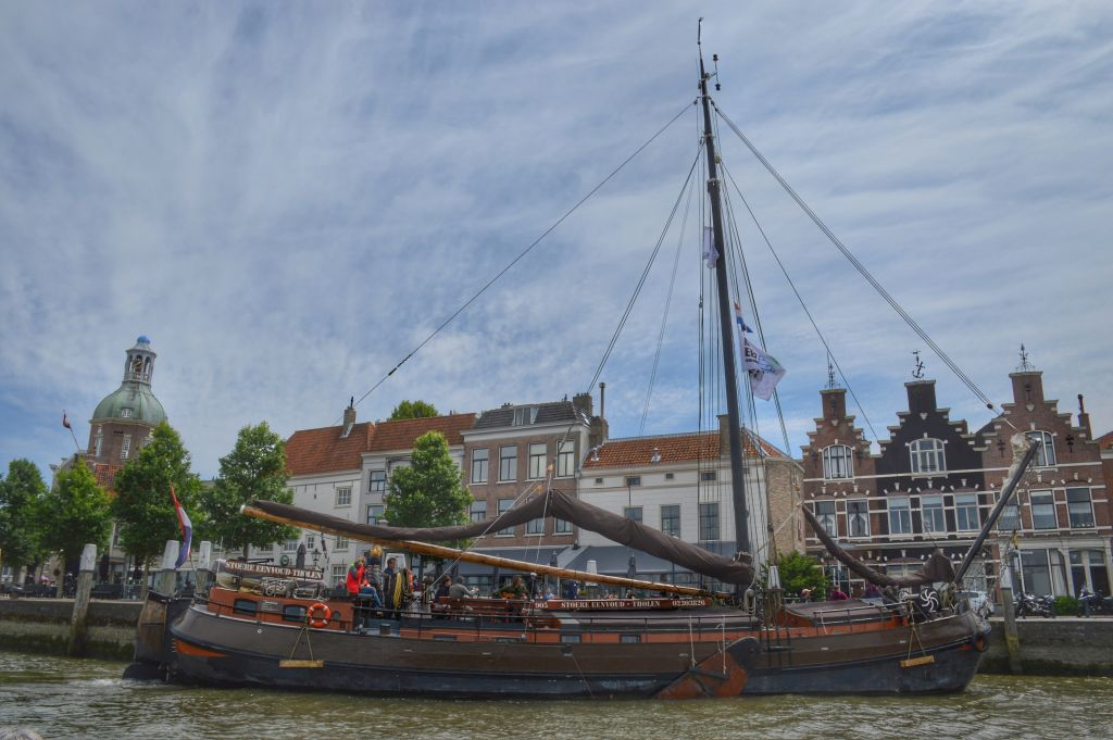 Historische binnenhavens Dordrecht