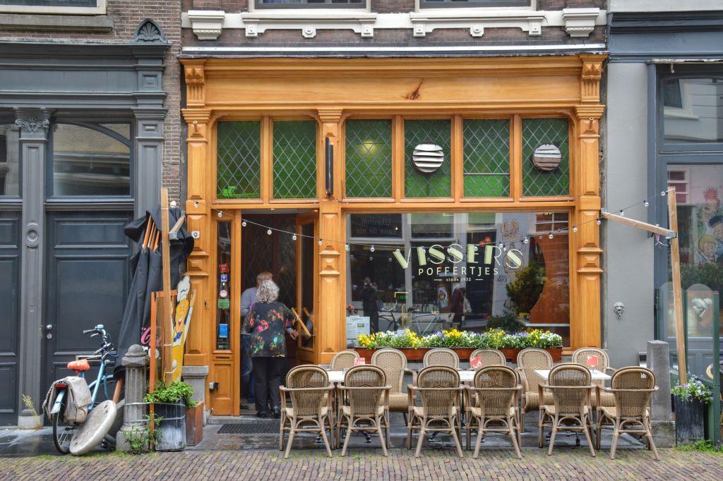 Visser's Poffertjes Dordrecht