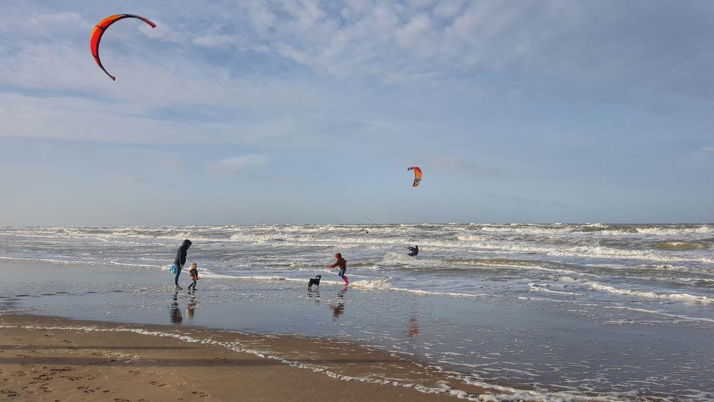Kitesurfen Noordwijk aan Zee
