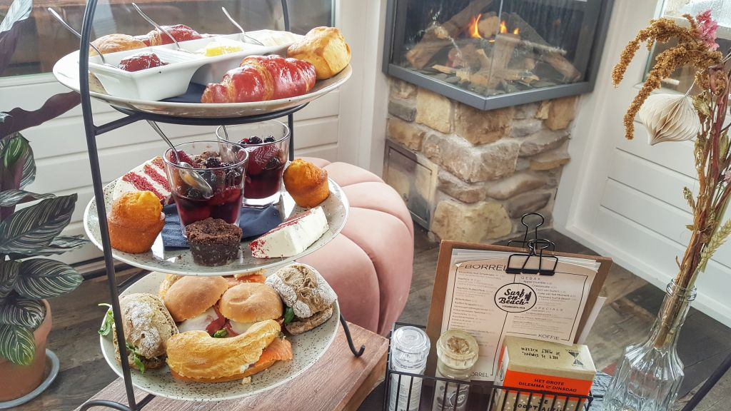 High tea Surf en Beach Katwijk