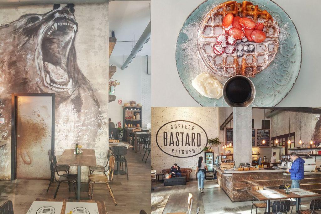 Bastard Coffee & Kitchen Valencia