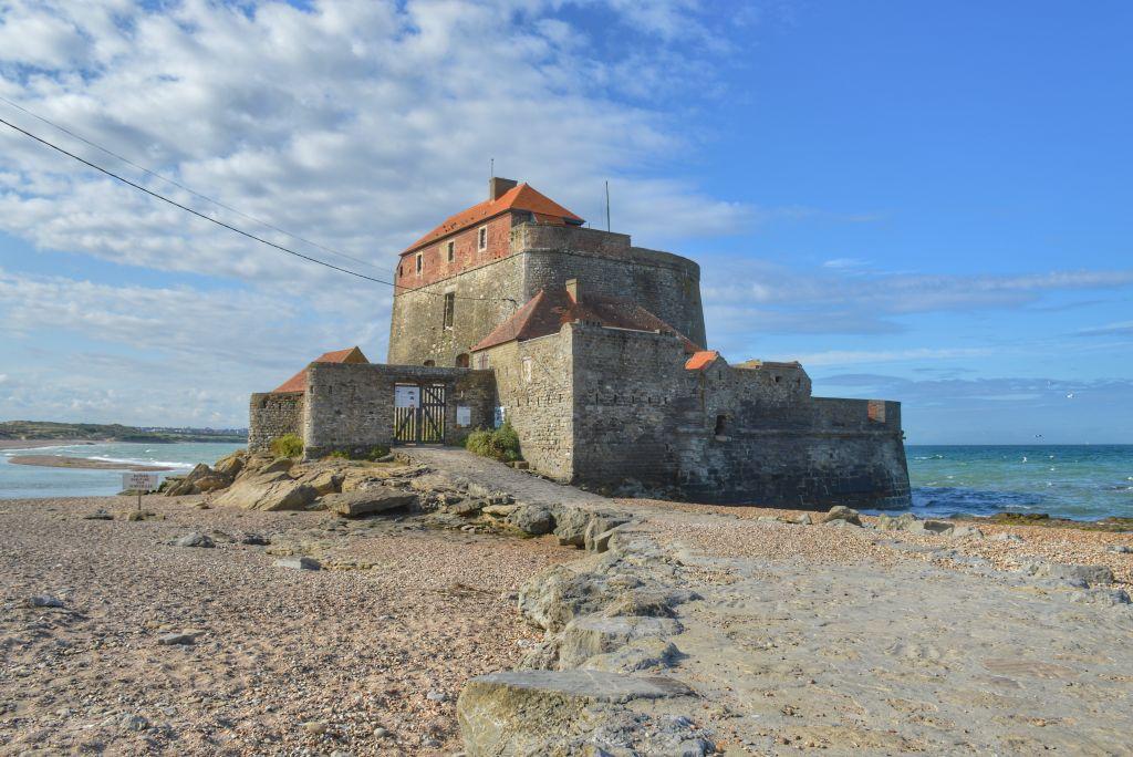 Fort van Ambleteuse - Opaalkust