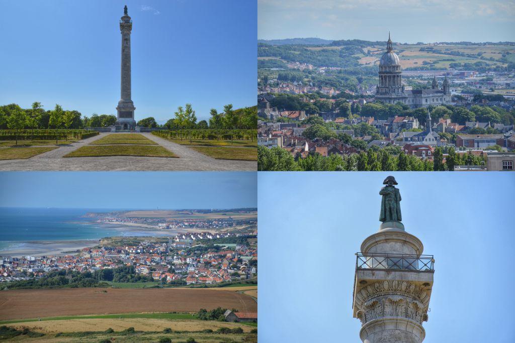 Monument van Napoleon - Opaalkust