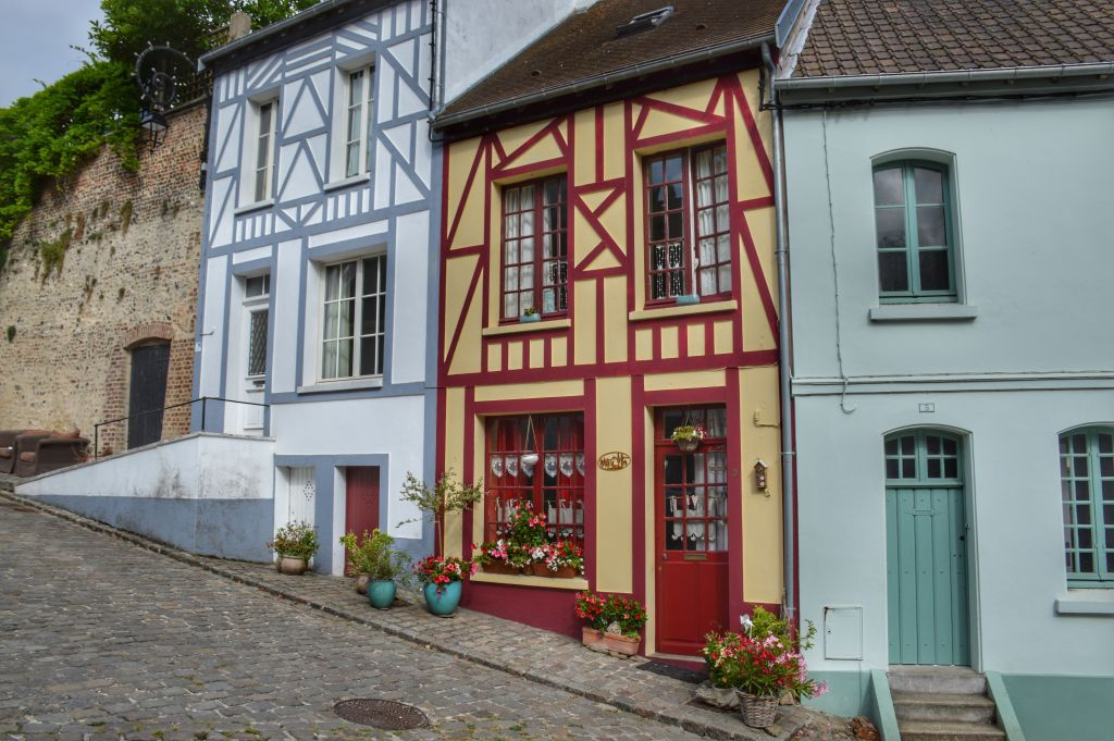 Montreuil-sur-Mer - Frankrijk