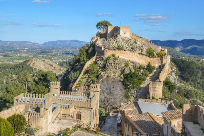 Castillo de Xativa