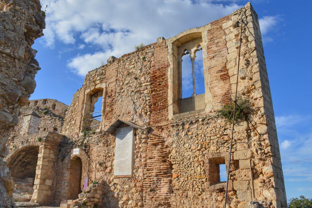 Ruïne kasteel Xativa