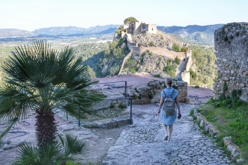 Castell Major Xativa