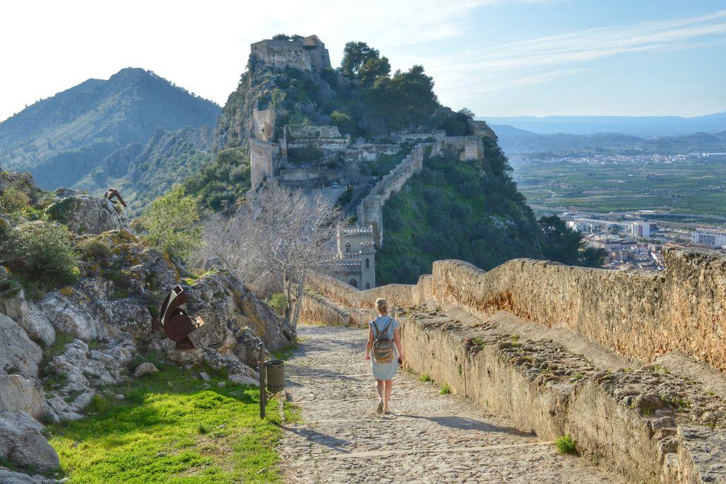Castell Menor Xativa