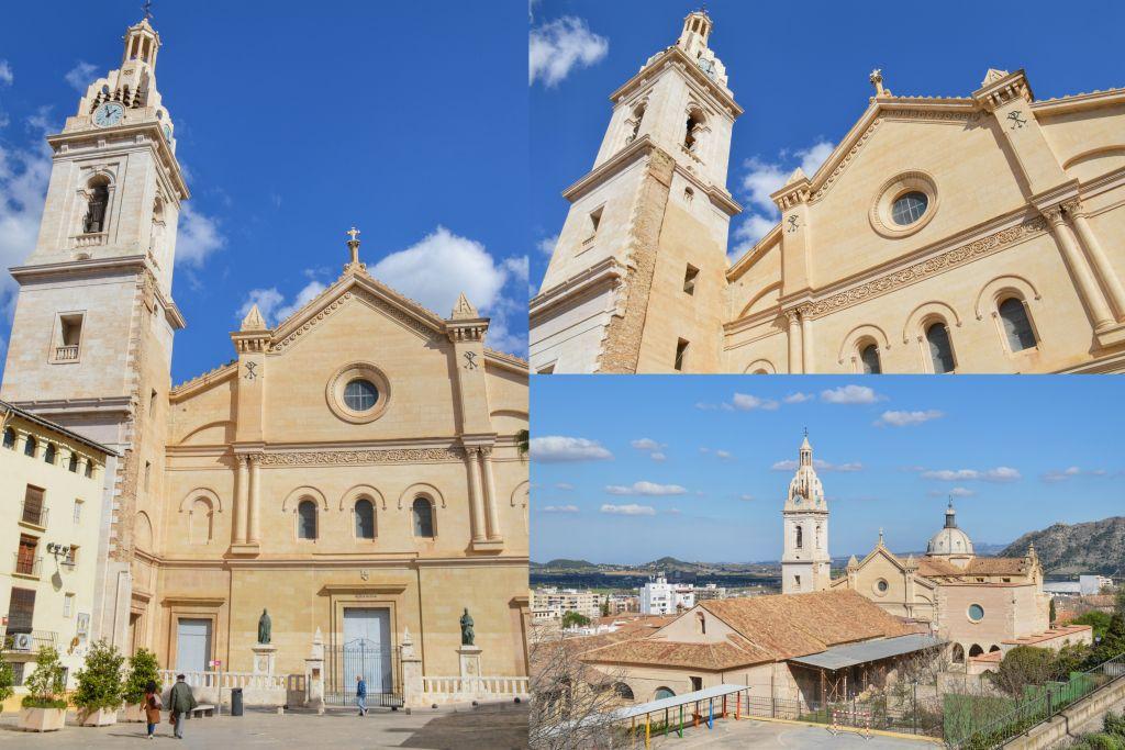 Kathedraal Xativa