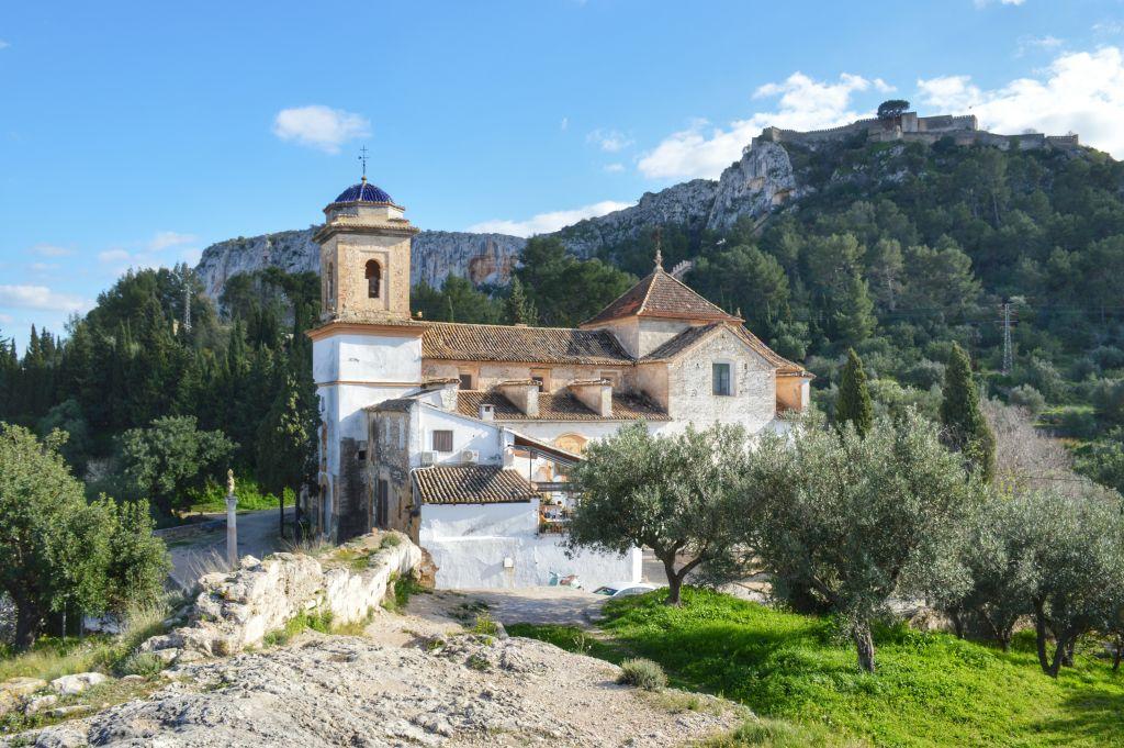 Hermitage Sant Josep Xativa