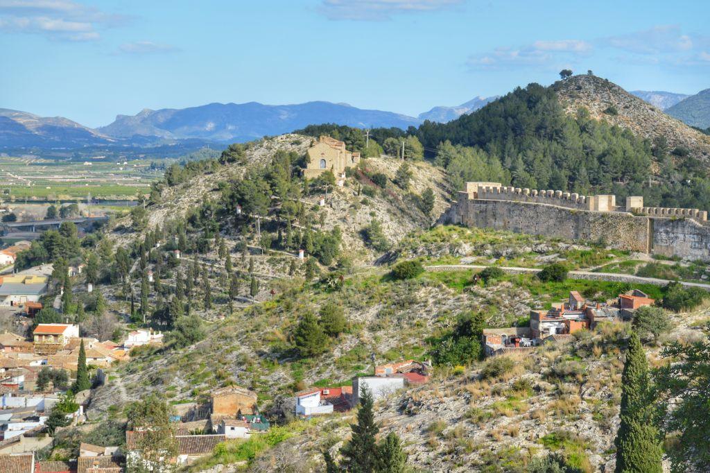 Uitzicht San Josep Xativa